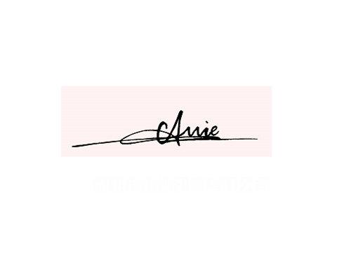 个人签名章